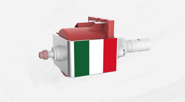 Itališkas siurblys - užtikrina našumą